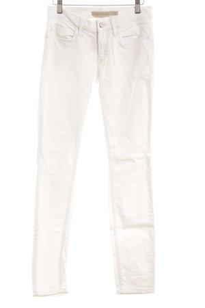 Calvin Klein Jeans Skinny Jeans wollweiß Casual-Look