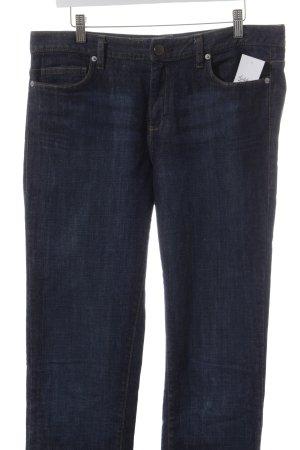 Calvin Klein Jeans Slim Jeans dunkelblau Casual-Look