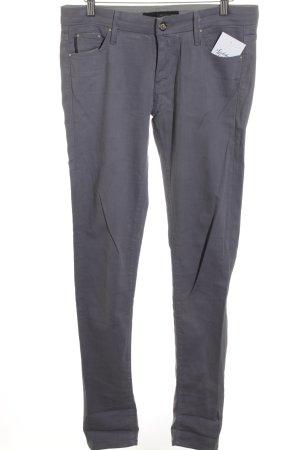 Calvin Klein Jeans Slim Jeans grau Casual-Look