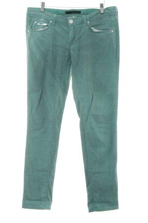 Calvin Klein Jeans Slim Jeans hellgrün Casual-Look