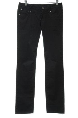 Calvin Klein Jeans Slim Jeans schwarz klassischer Stil