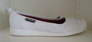 Calvin Klein Jeans Slippers white