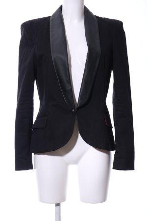 Calvin Klein Jeans Smoking-Blazer schwarz Business-Look