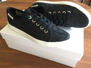 Calvin Klein Jeans Sneaker Logo-Design Canvas Gr.37 !NEU!
