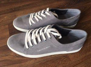 Calvin Klein Jeans Sneaker Schuhe grau in 38