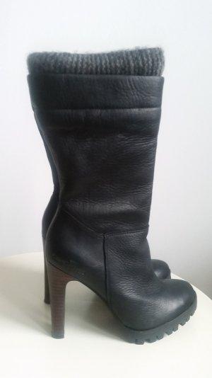 Calvin Klein Jeans Bottes à talon noir