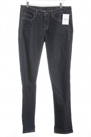 Calvin Klein Jeans Straight-Leg Jeans dunkelblau Casual-Look
