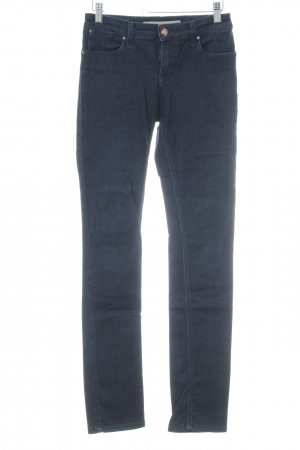 Calvin Klein Jeans Stretch Jeans dunkelblau Casual-Look