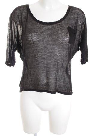 Calvin Klein Jeans T-Shirt schwarz schlichter Stil