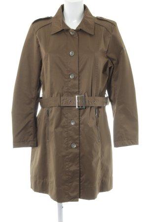 Calvin Klein Jeans Trenchcoat braun Business-Look