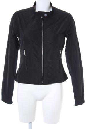 Calvin Klein Jeans Übergangsjacke schwarz Casual-Look