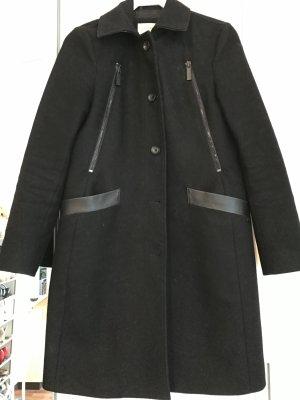 Calvin Klein Jeans - wollmantel schwarz M - NP 299€