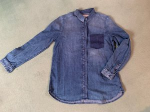 Calvin Klein Jeans Spijkershirt blauw
