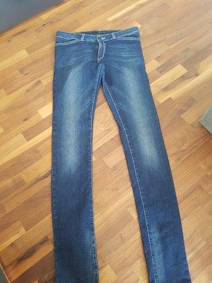 Calvin Klein Skinny Jeans dark blue
