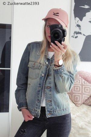 Calvin Klein Jeansjacke Oversized 34-36  S/M