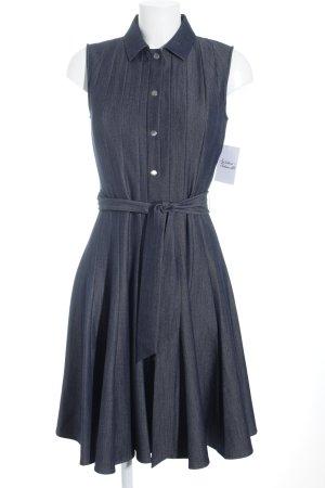 Calvin Klein Jeanskleid graublau minimalistischer Stil