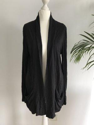 Calvin Klein Jerseyjacke Jacke Sommer-Cardigen schwarz wie Neu