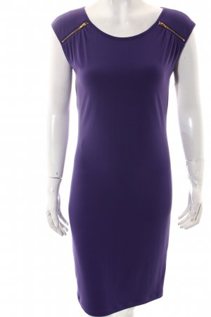 Calvin Klein Jerseykleid lila Party-Look