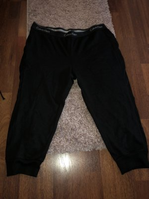 Calvin Klein Pantalon 3/4 noir-blanc