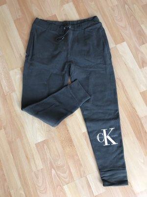 Calvin Klein Pantalon de sport gris foncé