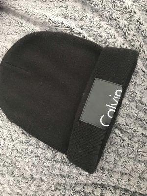 Calvin Klein Muts zwart-wit