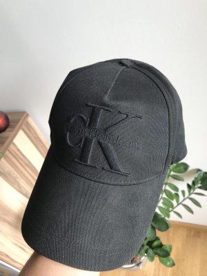 Calvin Klein Kappe schwarz