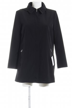 Calvin Klein Hooded Coat black casual look