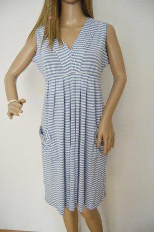 Calvin Klein Kleid gr.6 / S gestreift sommer maritim strand