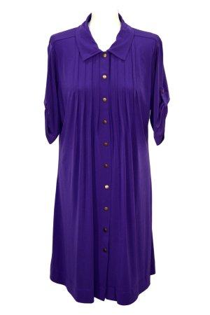 Calvin Klein Kleid in Violett