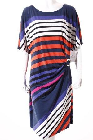 Calvin Klein Kleid Streifenmuster Casual-Look
