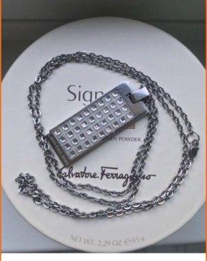 Calvin Klein Kollier Silber mit Swarovski Kristallen
