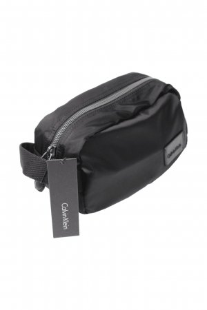 Calvin Klein Turn Bag black mixture fibre