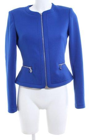 Calvin Klein Kurz-Blazer blau Business-Look