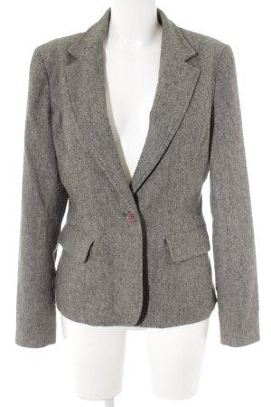 Calvin Klein Kurz-Blazer grau Business-Look