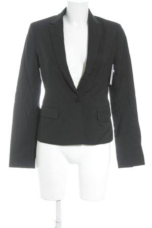 Calvin Klein Kurz-Blazer schwarz Business-Look