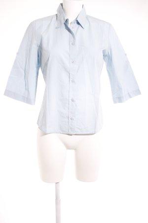 Calvin Klein Short Sleeve Shirt azure business style