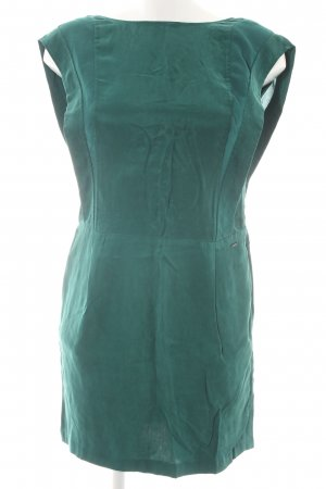 Calvin Klein Shortsleeve Dress green casual look