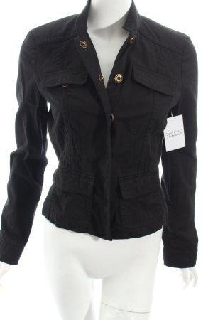 Calvin Klein Kurzjacke schwarz schlichter Stil