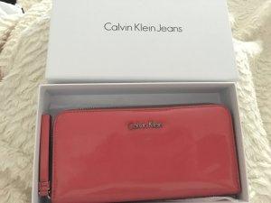 Calvin Klein Lack Geldbeutel
