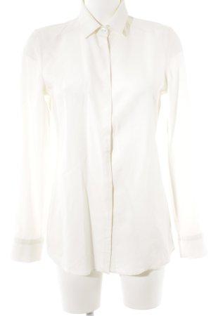 Calvin Klein Langarm-Bluse creme Business-Look