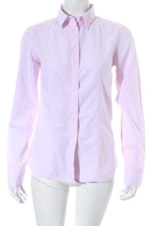 Calvin Klein Langarm-Bluse rosa Business-Look