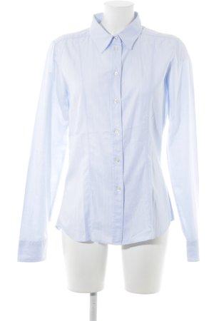 Calvin Klein Langarmhemd hellblau Casual-Look