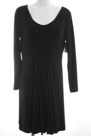 Calvin Klein Longsleeve Dress black elegant