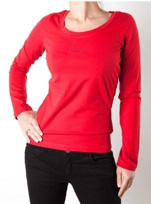 Calvin Klein Langarmshirt Rot (GRÖßE L, S, XS)