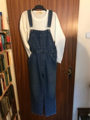 Calvin Klein Jeans Overall donkerblauw