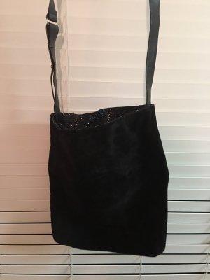 Calvin Klein leather über Schulter Tasche
