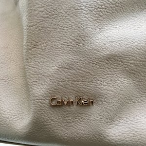 Calvin Klein Pouch Bag multicolored leather