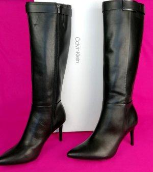 Calvin Klein Leder Stiefel GR. 40 neu