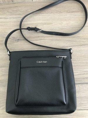 Calvin Klein Leder Tasche