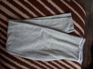 Calvin Klein Legging wit-zilver